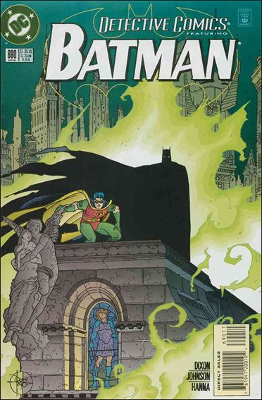 Detective Comics (1937) 690-A by DC