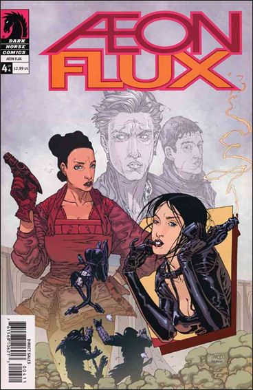 Aeon Flux 4-A by Dark Horse