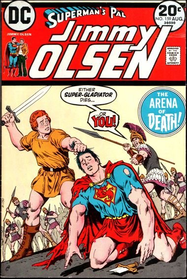 Superman's Pal Jimmy Olsen 159-A by DC