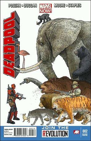 Deadpool (2013) 2-C