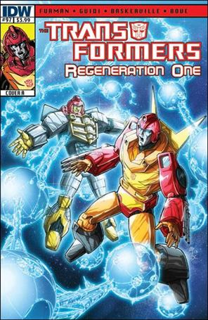 Transformers: Regeneration One 97-A