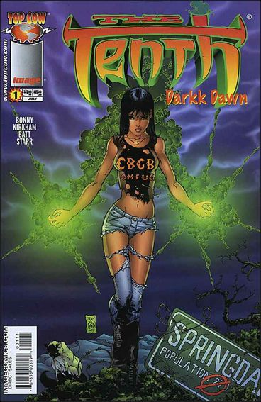 Tenth: Darkk Dawn 1-A by Top Cow