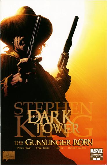 Dark Tower: The Gunslinger Born 1-C by Marvel
