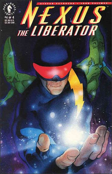 Nexus: The Liberator 4-A by Dark Horse