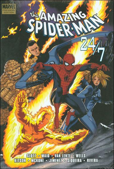 Spider-Man: 24/7 nn-A by Marvel