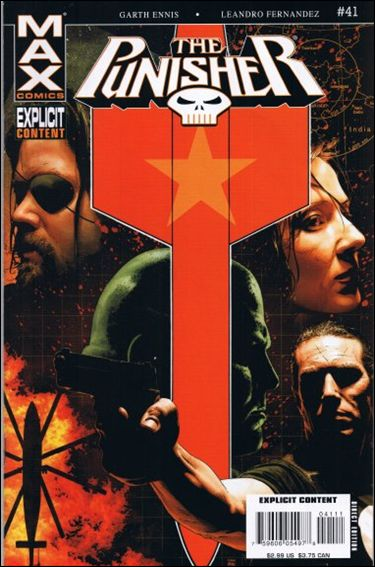 Punisher (2004) 41-A by Max
