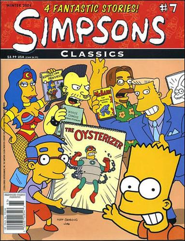 Simpsons Classics 7-A by Bongo