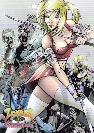 Zombies vs Cheerleaders (Promo) nn4-A by 5Finity