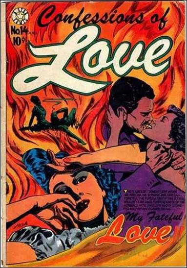 Confessions of Love (1952) 14-A by Star Publications