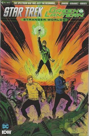 Star Trek/Green Lantern (2016) 5-C