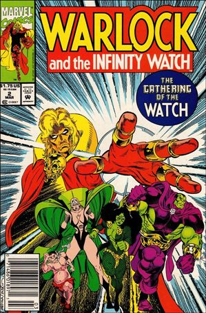 Warlock and the Infinity Watch 2-A
