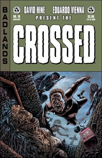 Crossed: Badlands 18-E by Avatar Press