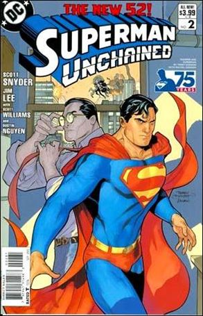 Superman Unchained 2-G