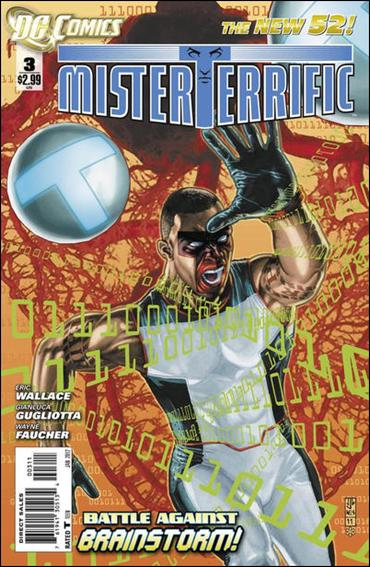 Mister Terrific 3-A by DC