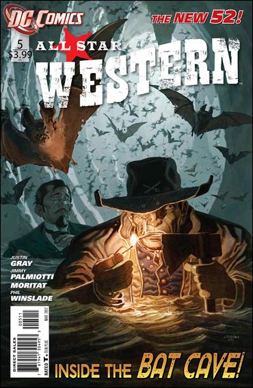 All Star Western (2011) 5-A by DC