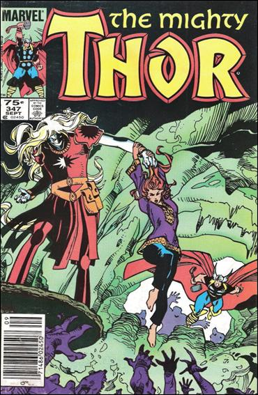 Thor (1966) 347-B by Marvel