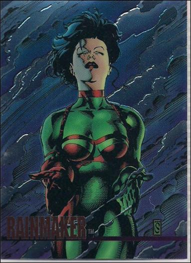 WildStorm: Set 1 (Base Set) 38-A by WildStorm