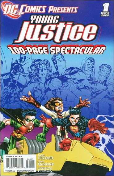 DC Comics Presents: Young Justice 1-A by DC