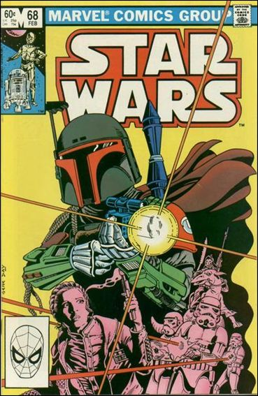 Star Wars (1977) 68-A by Marvel