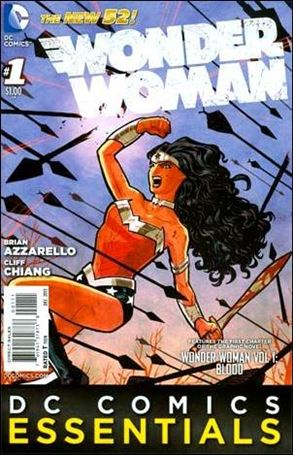 Wonder Woman (2011) 1-C