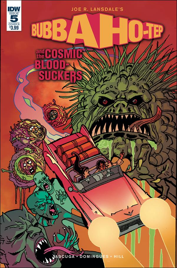 Bubba Ho-Tep and the Cosmic Blood-Suckers 5-B by IDW