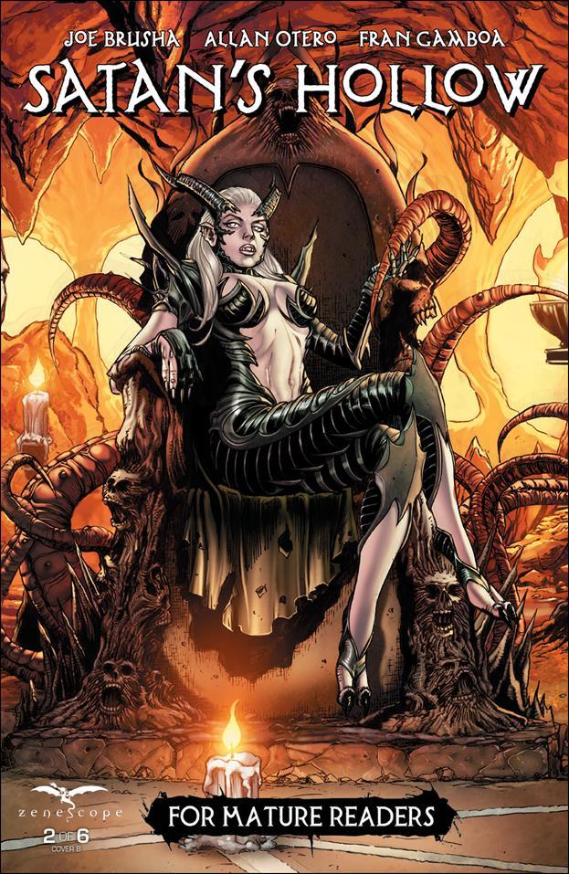 Satan's Hollow 2-B