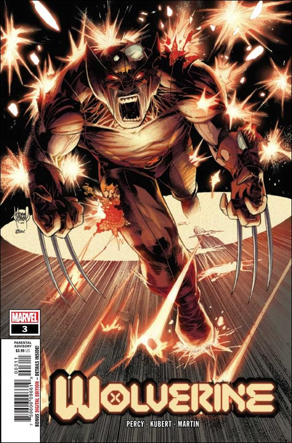 Wolverine (2020) 3-A by Marvel