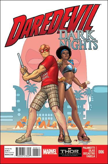 Daredevil: Dark Nights 6-A by Marvel