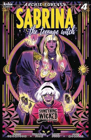Sabrina the Teenage Witch: Something Wicked 4-A