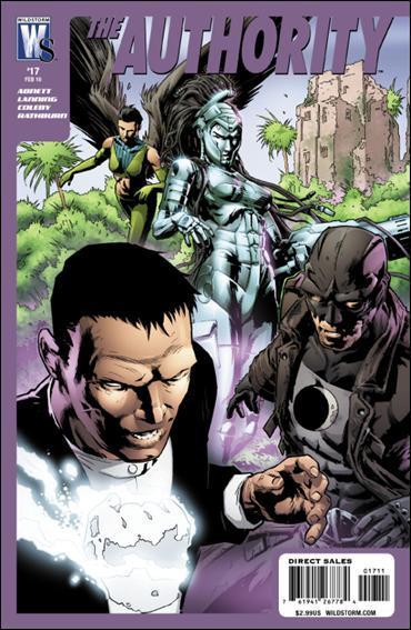 Authority (2008) 17-A by WildStorm
