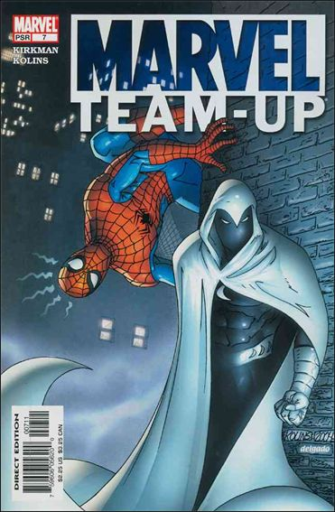 Marvel Team-Up (2005) 7-A by Marvel