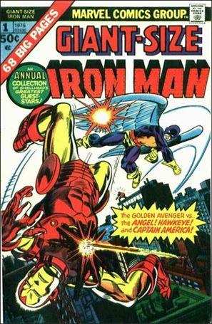 Giant-Size Iron Man 1-A