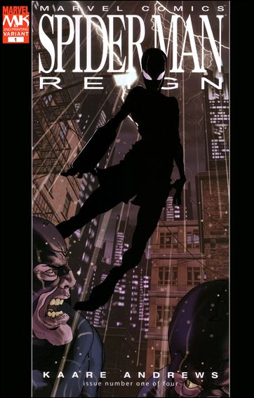 Spider-Man: Reign 1-C by Marvel