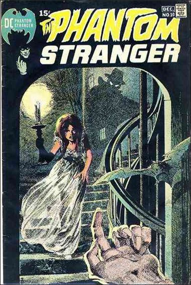 Phantom Stranger (1969) 10-A by DC