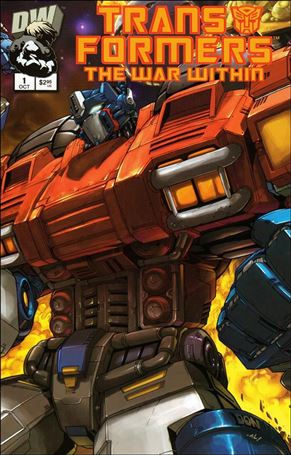 Transformers: The War Within 1-A
