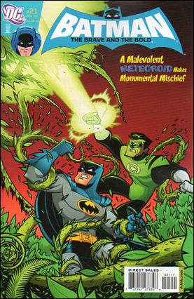 Batman: The Brave and the Bold 21-A by DC