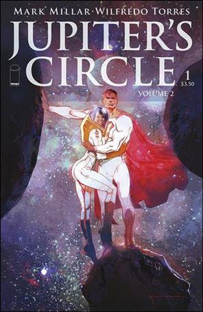 Jupiter's Circle (2015/11) 1-A