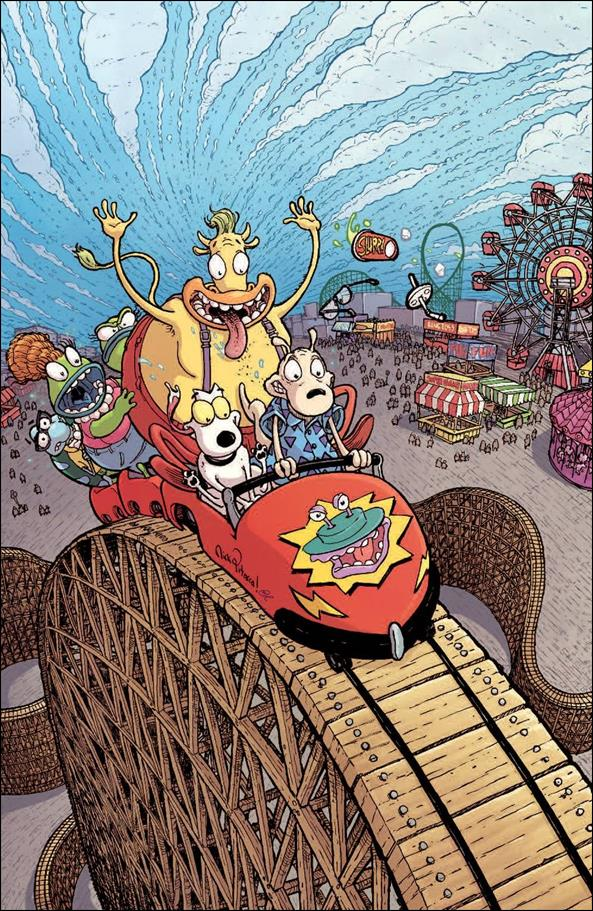 Rocko's Modern Life 1-E by Kaboom!
