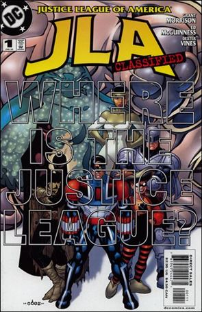 JLA: Classified 1-B