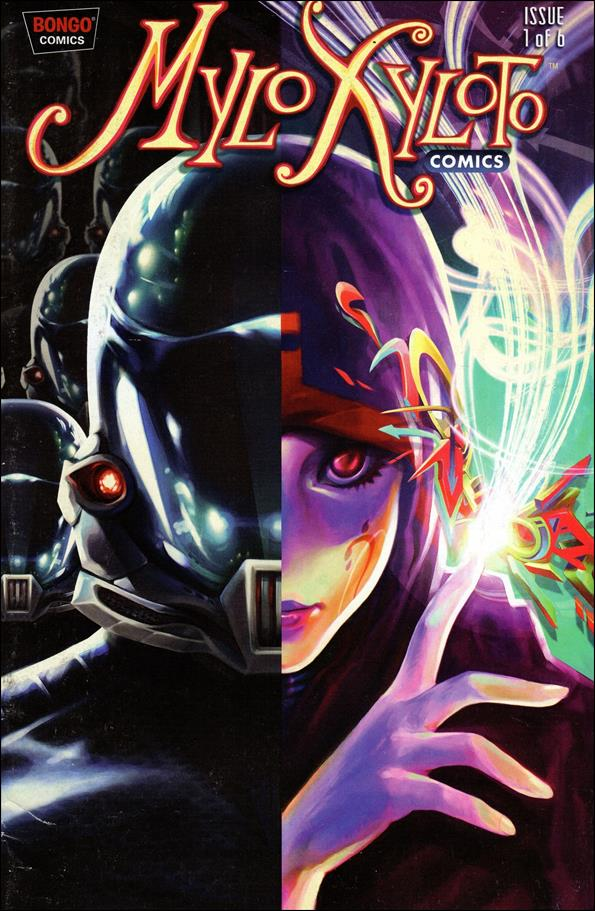 Mylo Xyloto Comics 1-A by Bongo