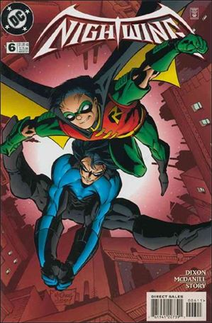 Nightwing (1996) 6-A