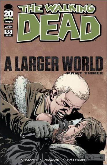 Walking Dead (2003) 95-A by Skybound Entertainment