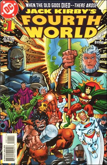 Jack Kirby's Fourth World 1-A by DC