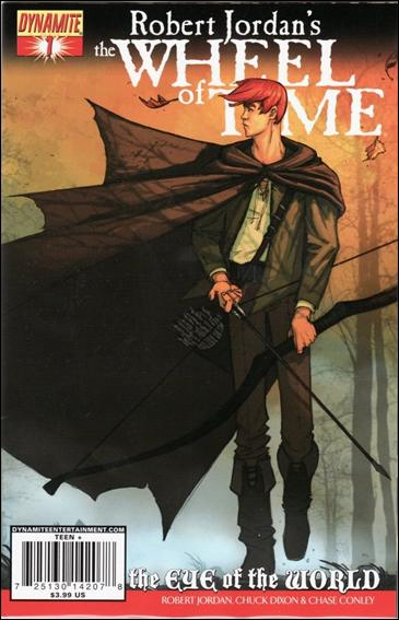 Robert Jordan's Wheel of Time: The Eye of the World (2010) 1-B by Dynamite Entertainment