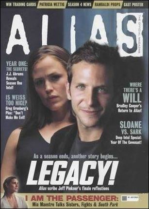 Alias: The Official Magazine 5-B