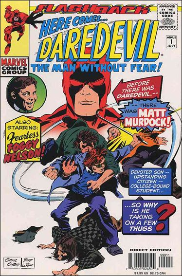 Daredevil (1964) -1-A by Marvel