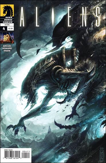 Aliens (2009)  4-A by Dark Horse