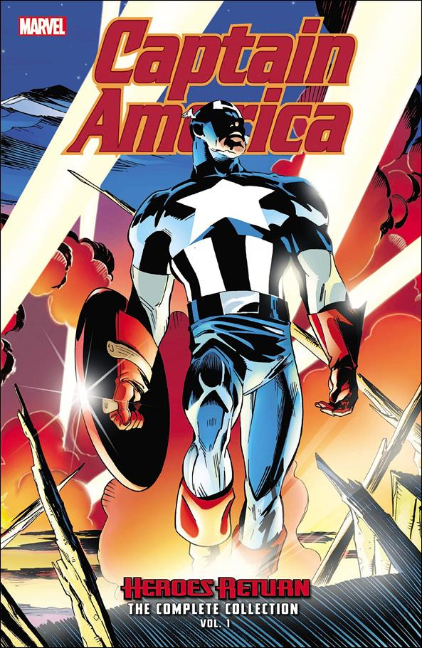 Captain America: Heroes Return - The Complete Collection 1-A by Marvel