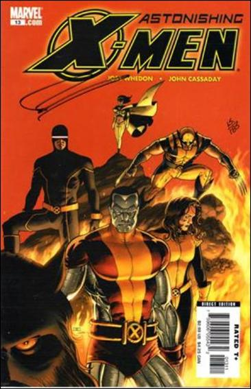 Astonishing X-Men (2004) 13-E by Marvel