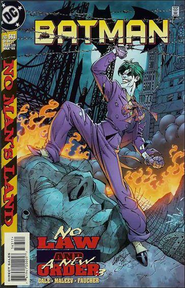 Batman (1940) 563-A by DC